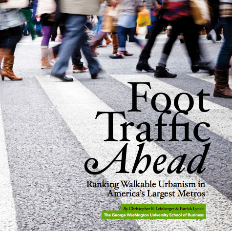 Foot Traffic Ahead: 2014