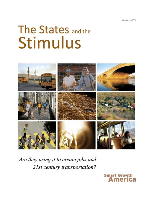 States and the Stimulus: 120 day report