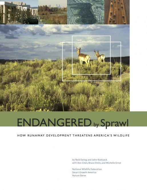 Endangered by Sprawl