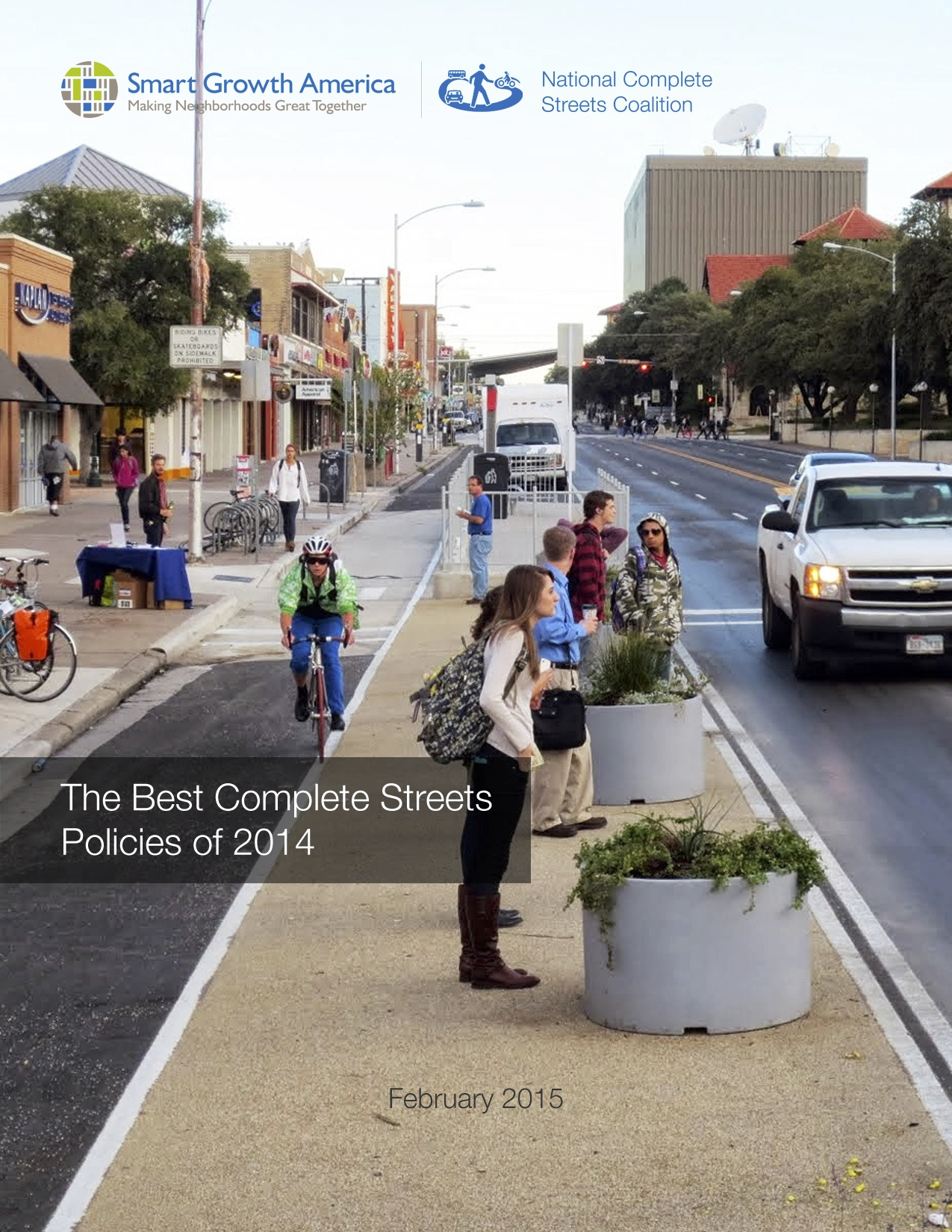 The Best Complete Streets Policies of 2014