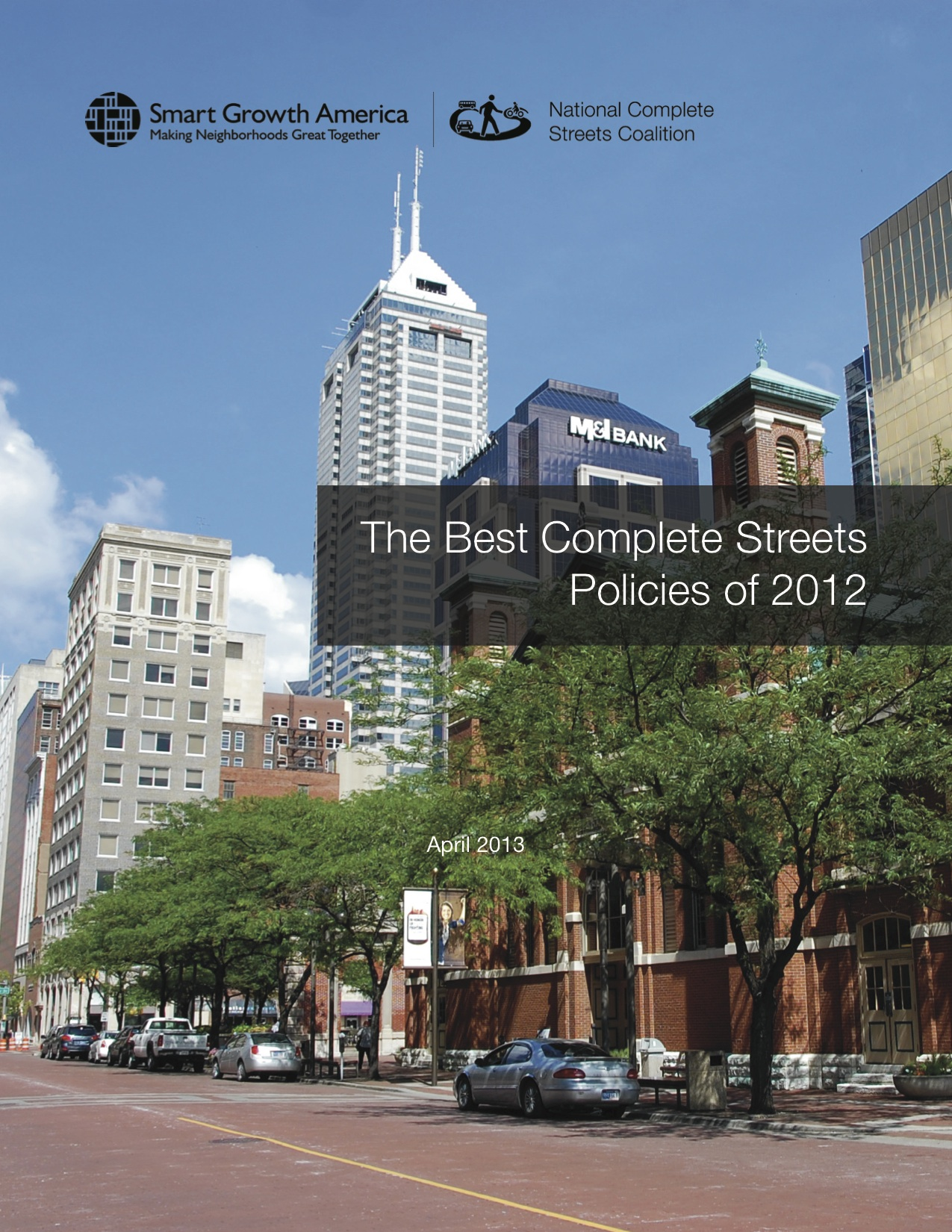 The Best Complete Streets Policies of 2012
