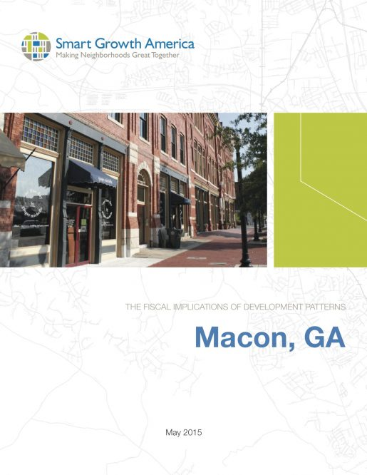 The Fiscal Implications: Macon, GA
