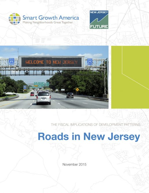 The Fiscal Implications: Roads in New Jersey