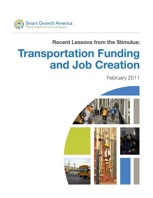 Recent Lessons from the Stimulus: Transportation Funding and Job Creation
