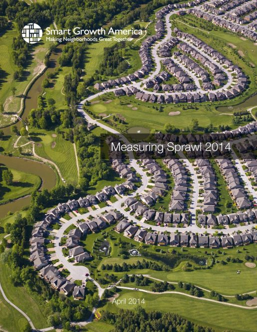 Measuring Sprawl 2014