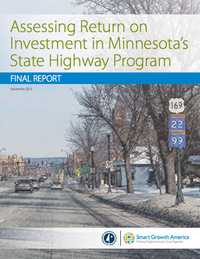 Assessing Return on Investment in Minnesota's State Highway Program
