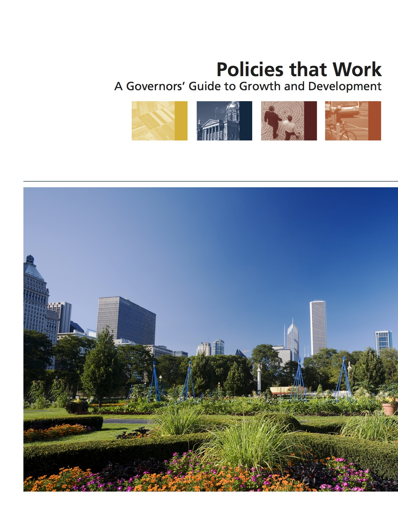 Policies that Work: A Governors' Guide to Growth and Development