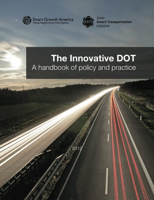 The Innovative DOT, 2012