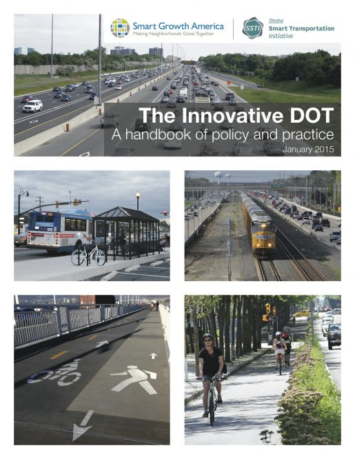 The Innovative DOT, 2015