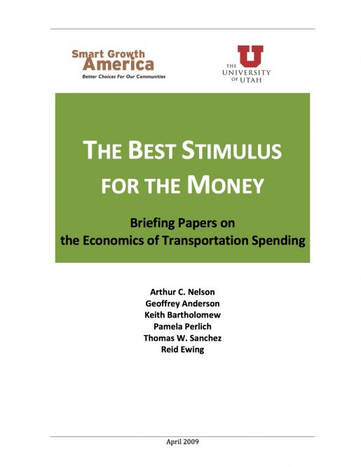 The Best Stimulus for the Money