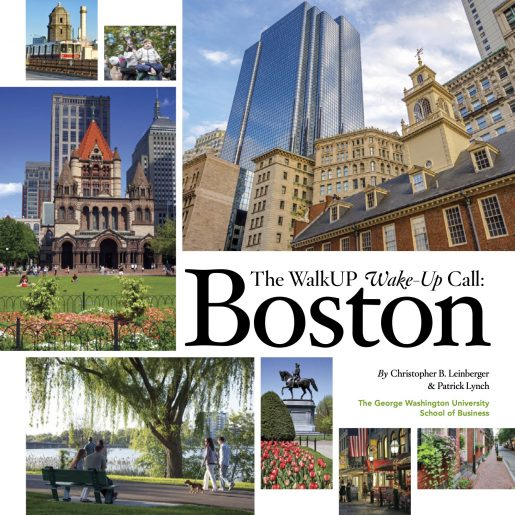 The WalkUP Wake-Up Call: Boston