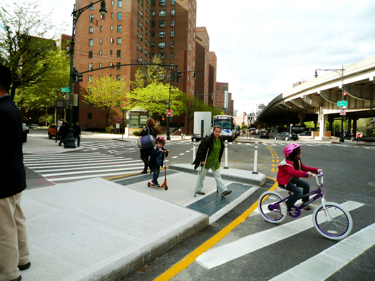 The Complete Streets Act is back