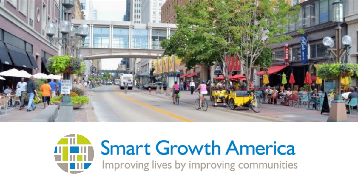 What is smart growth? | Smart Growth America