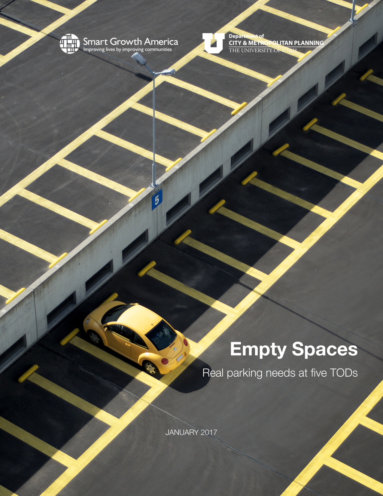 Empty Spaces: Real parking needs at five TODs