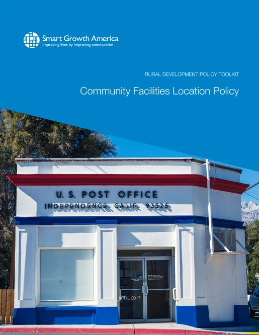 Community Facilities Location Policy Toolkit