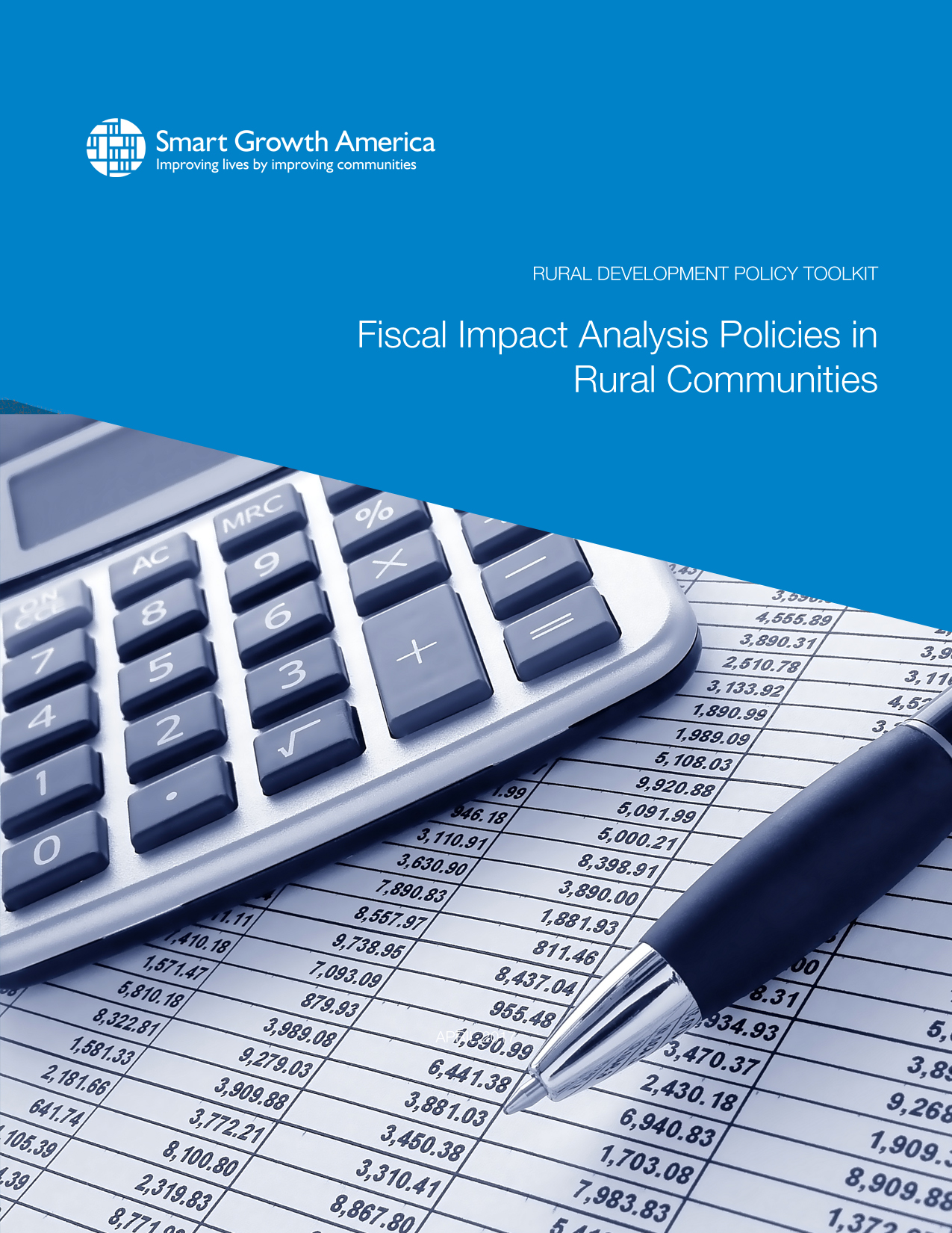 Fiscal Impact Analysis Policies in Rural Communities Toolkit