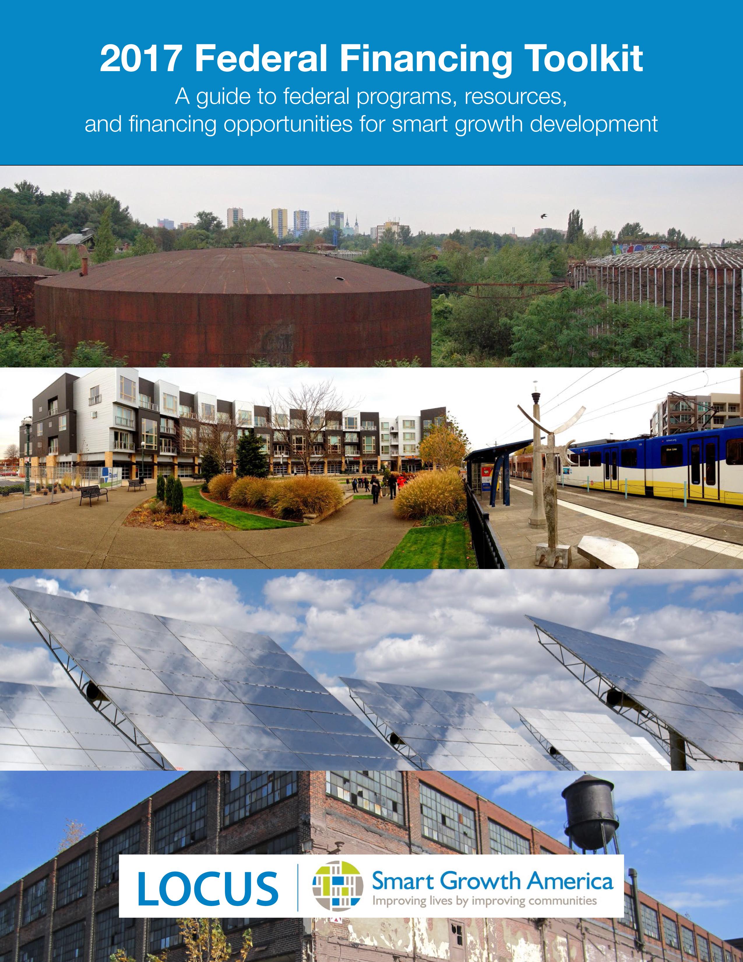 2017 Federal Financing Toolkit