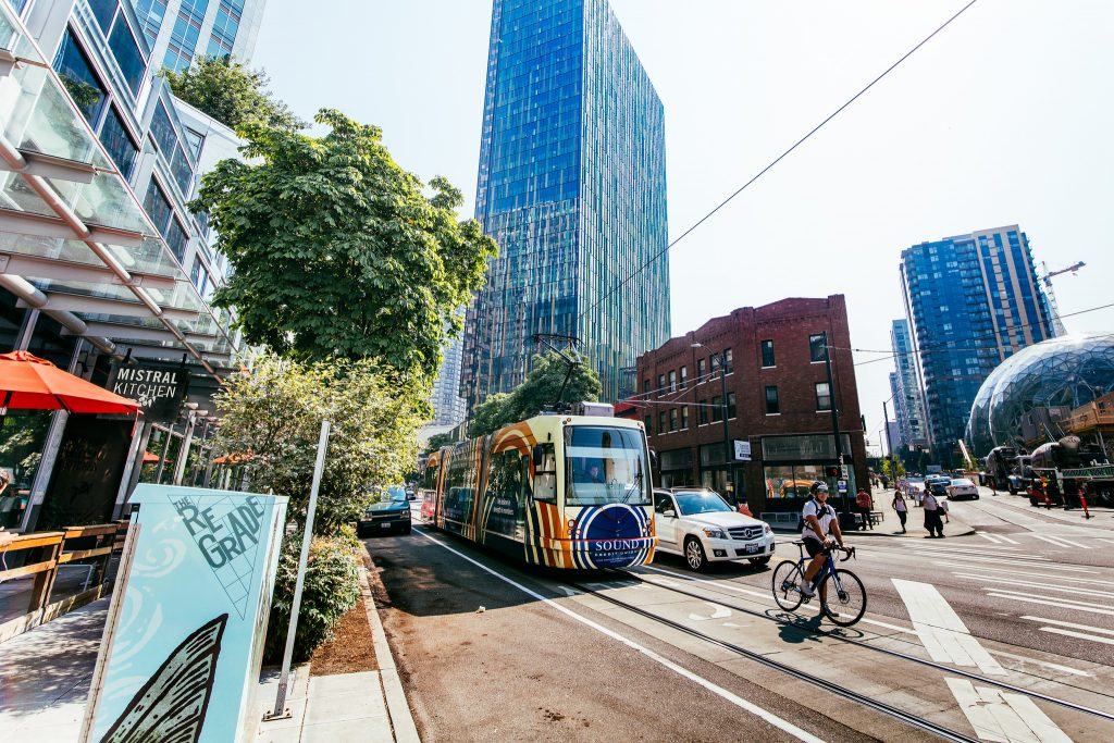 Amazon's hunt for a second HQ is likely to end in a vibrant, walkable, urban place