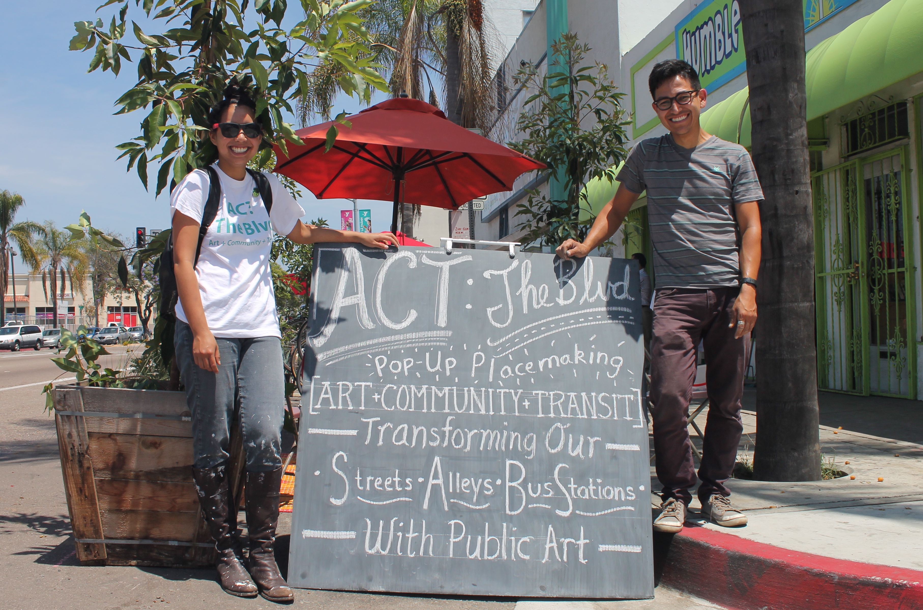 September is arts and culture month at Smart Growth America