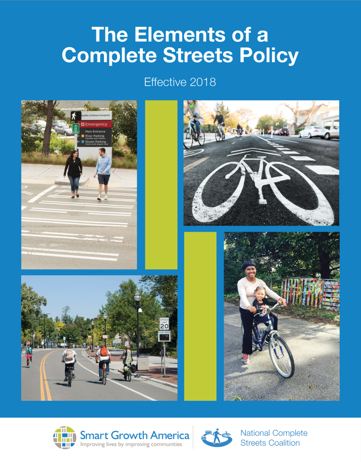Elements of a Complete Streets Policy
