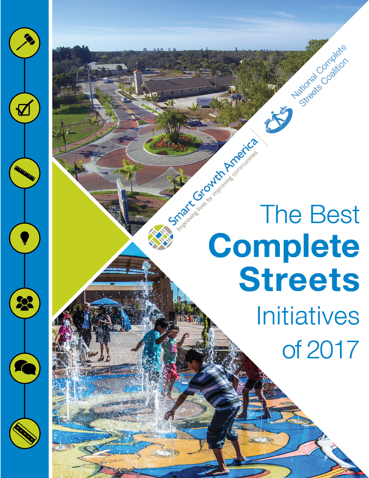 The Best Complete Streets Initiatives of 2017