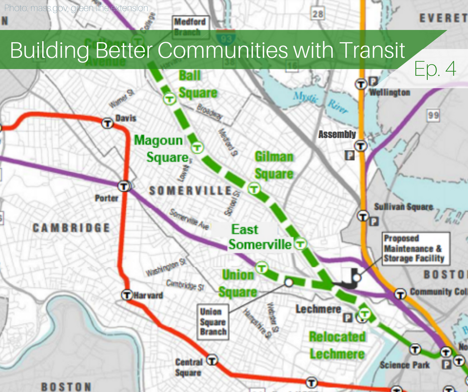 Reconnecting Somerville with transit | Smart Growth America