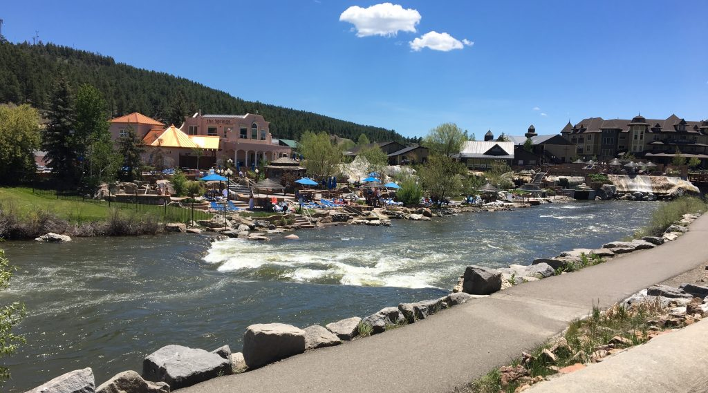 Pagosa Springs Co >> Since The Workshop Pagosa Springs Co Moves Towards Smart Growth