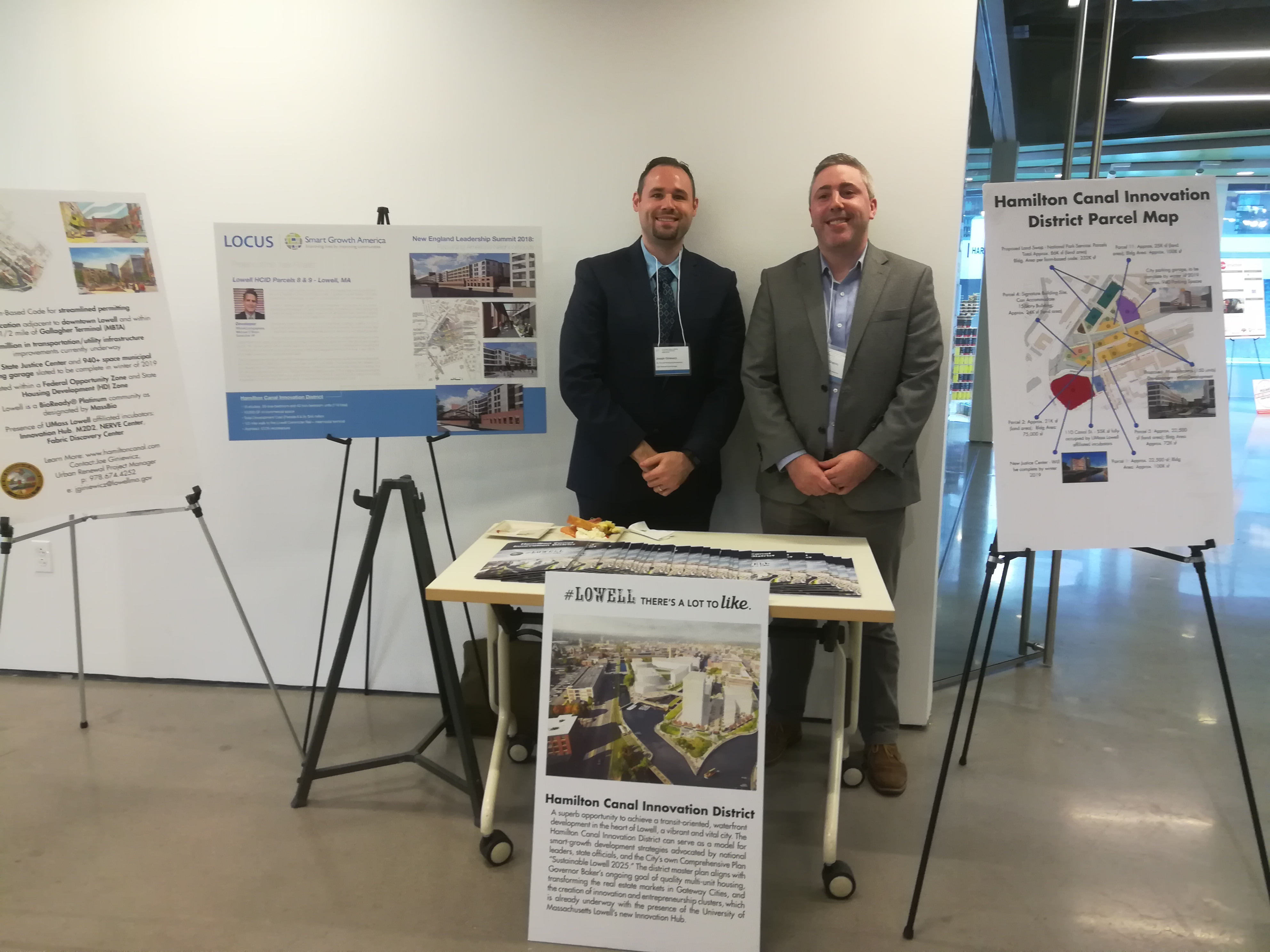 New England Development Showcase