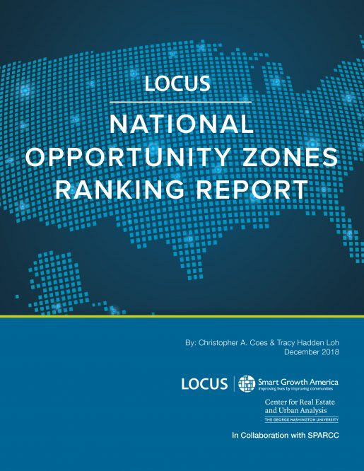 LOCUS Opportunity Zones National Ranking Report