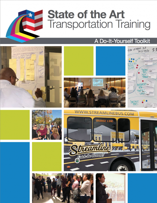 State of the Art Transportation Training Do-It-Yourself Toolkit