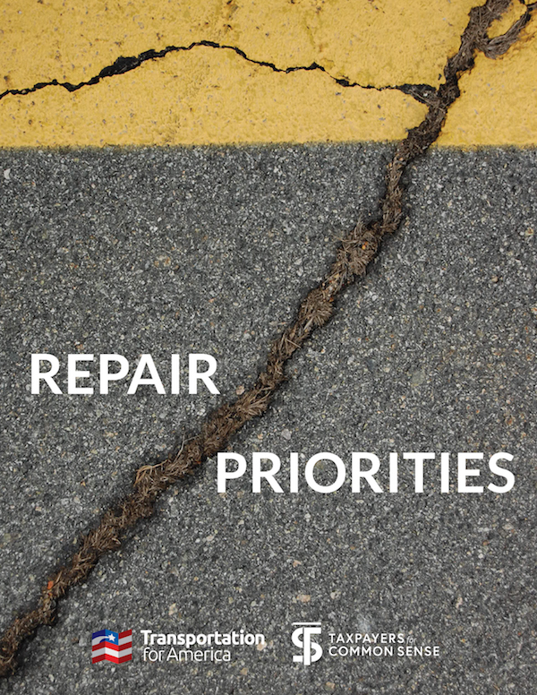 Repair Priorities 2019