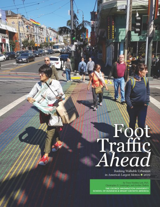 Foot Traffic Ahead: 2019