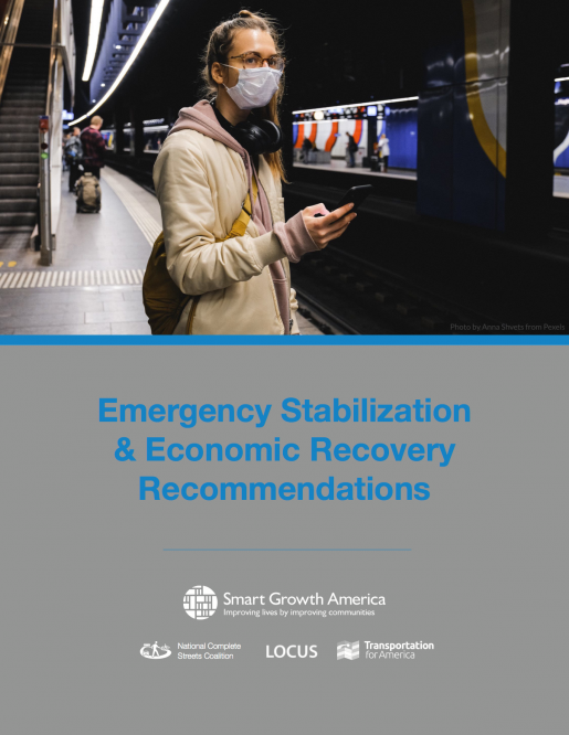 Emergency Stabilization & Economic Recovery Recommendations