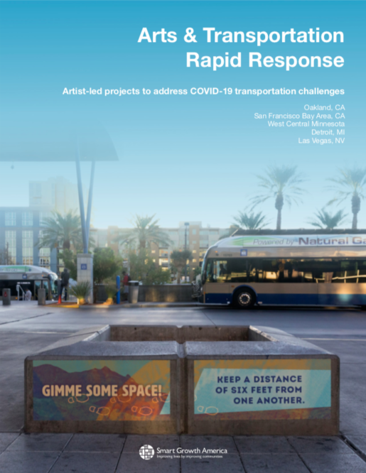 Arts and Transportation Rapid Response